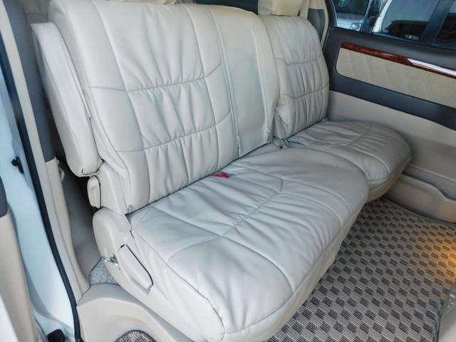 AX Lエディション ユーザー買取車 コーナーセンサー 回転対座シート シートカバー フリップダウンモニター 社外ルームランプ 純正ナビ テレビチューナー 純正18インチAW ETC(31枚目)