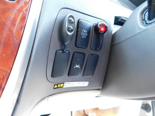 AX Lエディション ユーザー買取車 コーナーセンサー 回転対座シート シートカバー フリップダウンモニター 社外ルームランプ 純正ナビ テレビチューナー 純正18インチAW ETC(40枚目)