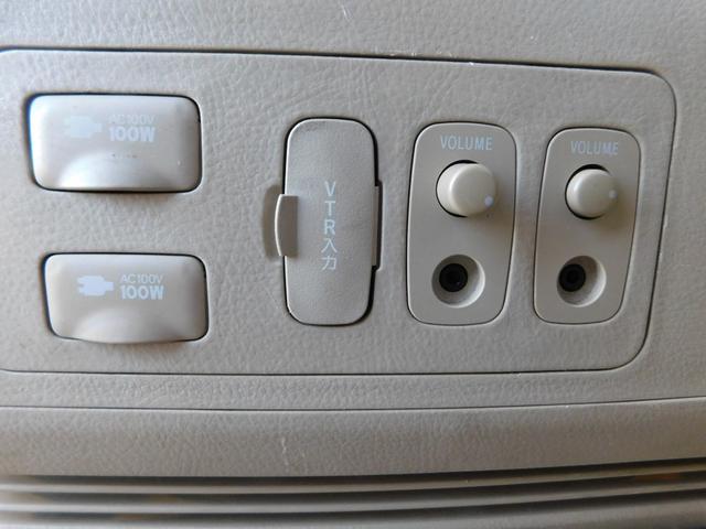 AX Lエディション ユーザー買取車 コーナーセンサー 回転対座シート シートカバー フリップダウンモニター 社外ルームランプ 純正ナビ テレビチューナー 純正18インチAW ETC(43枚目)