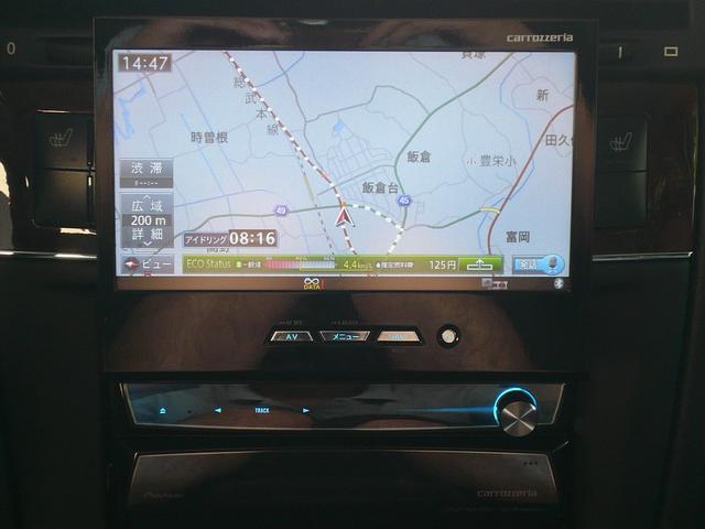 G500 ロング G63AMG仕様 サイバーナビ 左ハンドル(13枚目)