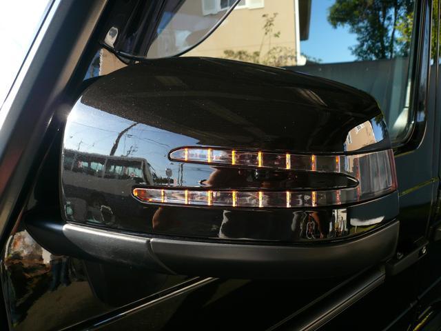 G500 ロング G63AMG仕様 サイバーナビ 左ハンドル(16枚目)