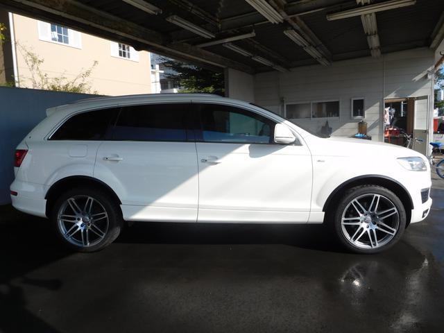 「アウディ」「アウディ Q7」「SUV・クロカン」「千葉県」の中古車3