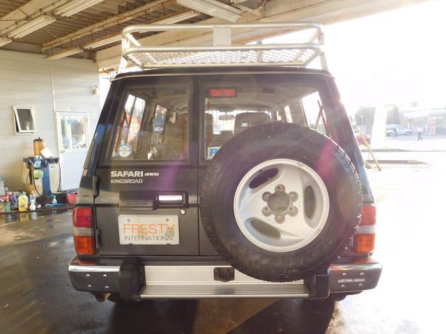 「日産」「サファリ」「SUV・クロカン」「千葉県」の中古車79