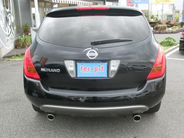「日産」「ムラーノ」「SUV・クロカン」「千葉県」の中古車10
