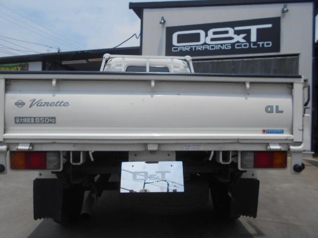 日産 バネットトラック GL パワーウィンドウ 新品ナビTV 5MT パワステ