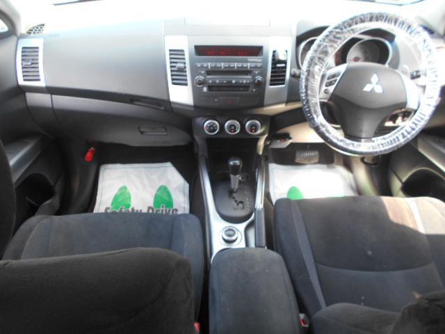 三菱 アウトランダー M 4WD HID ETC ロックフォードオーディオ