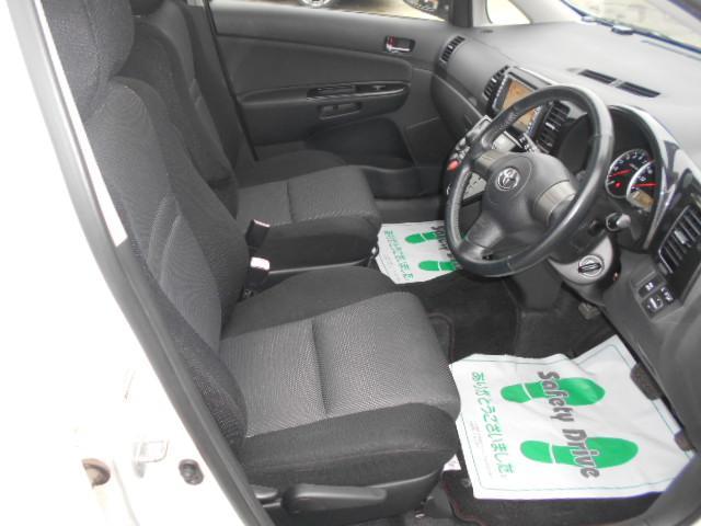 トヨタ ウィッシュ X Sパッケージ HID ナビ 15AW サンルーフ