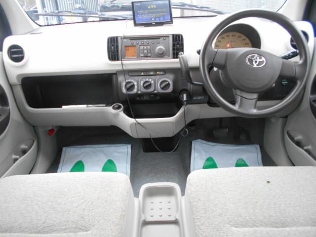 トヨタ パッソ X Vパッケージ ナビTV ワンセグ キーレス