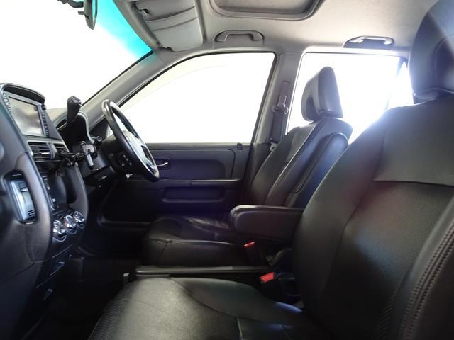 iL-D 禁煙車 サンルーフ 本革シート ナビBカメラ シートヒーター クールボックス HID ETC フォグランプ 純正アルミ 記録簿 4WD(12枚目)