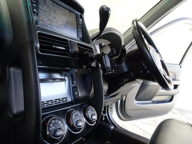 iL-D 禁煙車 サンルーフ 本革シート ナビBカメラ シートヒーター クールボックス HID ETC フォグランプ 純正アルミ 記録簿 4WD(19枚目)