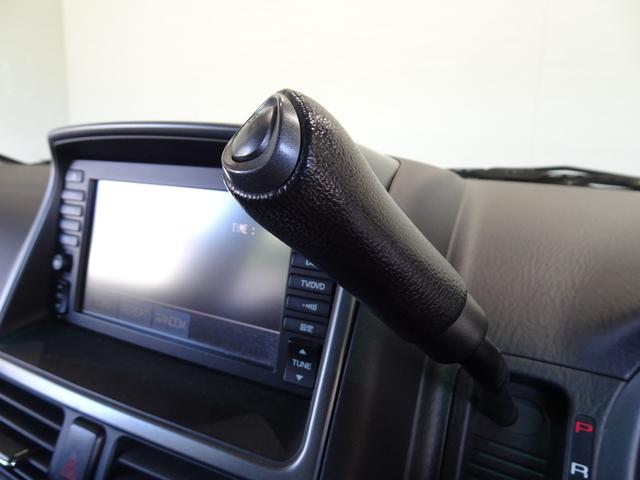 iL-D 禁煙車 サンルーフ 本革シート ナビBカメラ シートヒーター クールボックス HID ETC フォグランプ 純正アルミ 記録簿 4WD(22枚目)
