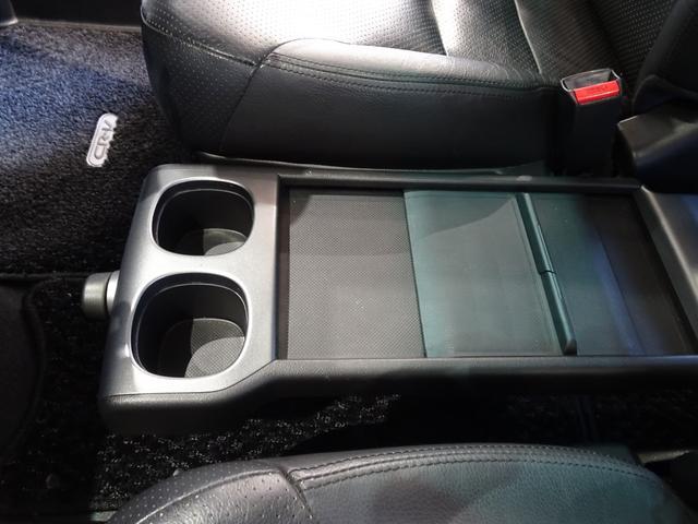 iL-D 禁煙車 サンルーフ 本革シート ナビBカメラ シートヒーター クールボックス HID ETC フォグランプ 純正アルミ 記録簿 4WD(30枚目)