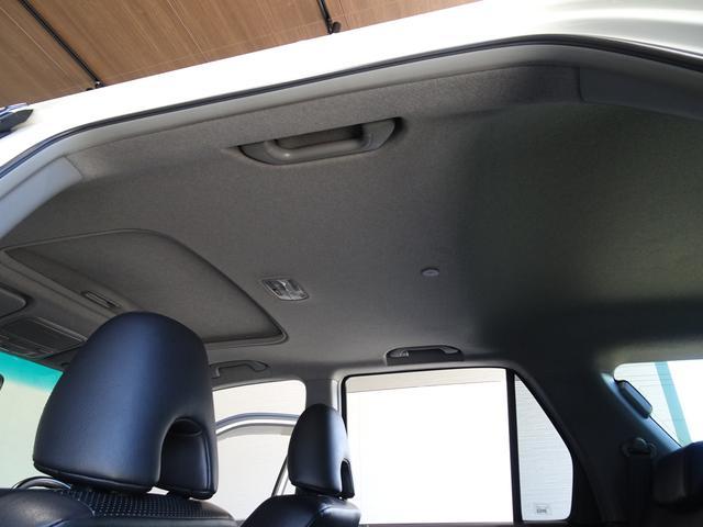 iL-D 禁煙車 サンルーフ 本革シート ナビBカメラ シートヒーター クールボックス HID ETC フォグランプ 純正アルミ 記録簿 4WD(34枚目)