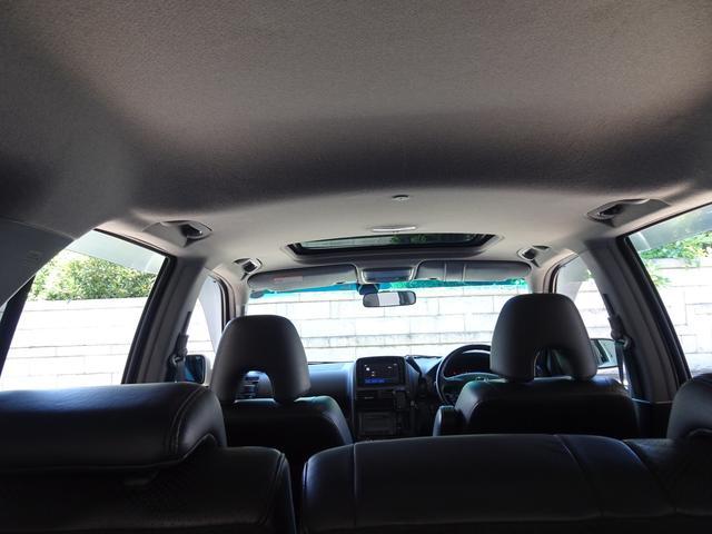 iL-D 禁煙車 サンルーフ 本革シート ナビBカメラ シートヒーター クールボックス HID ETC フォグランプ 純正アルミ 記録簿 4WD(35枚目)