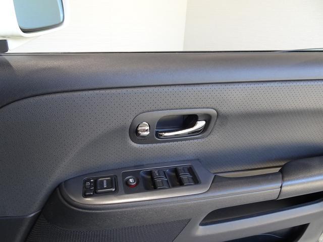 iL-D 禁煙車 サンルーフ 本革シート ナビBカメラ シートヒーター クールボックス HID ETC フォグランプ 純正アルミ 記録簿 4WD(37枚目)