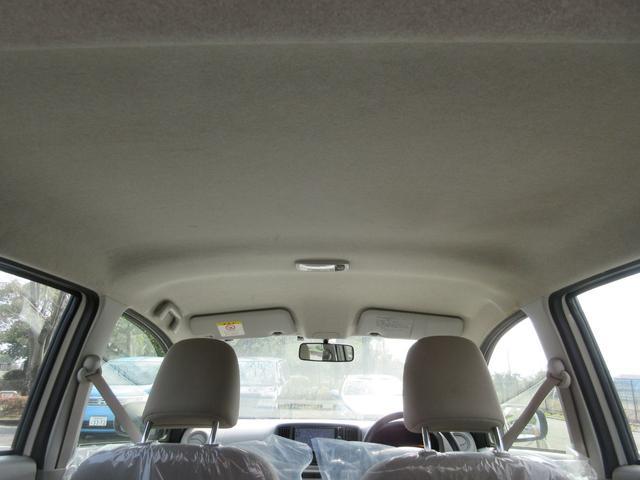 ☆天井(室内天張り)だってこんなに綺麗です☆クリーンな車内で快適ドライブ
