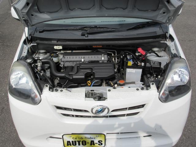 ☆クリーンなエンジンルームは隅々まで整備点検されてきた証!☆安心して長くお乗り頂ける特選低燃費のエコカーです。
