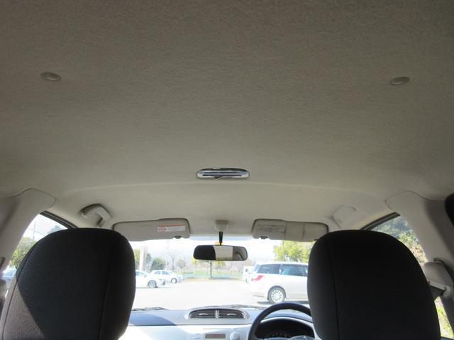 ☆禁煙車ですから天井(室内天張り)もこんなに綺麗です。☆天井だってシミ汚れや來住など一切御座いません。