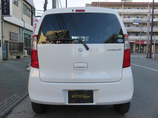 スズキ ワゴンR FA キーレス ETC 新車保証付き