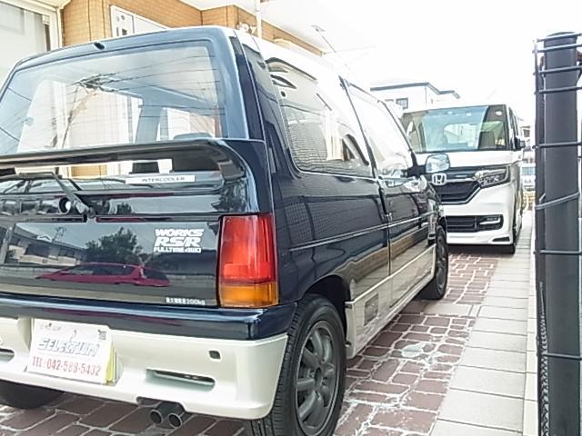 「スズキ」「アルトワークス」「軽自動車」「東京都」の中古車46