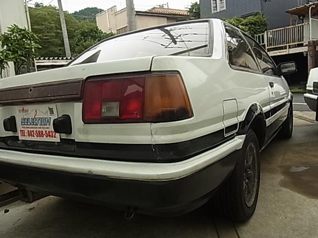 「トヨタ」「カローラレビン」「クーペ」「東京都」の中古車64