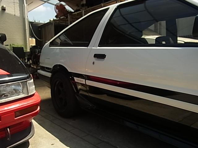 「トヨタ」「スプリンタートレノ」「クーペ」「東京都」の中古車13