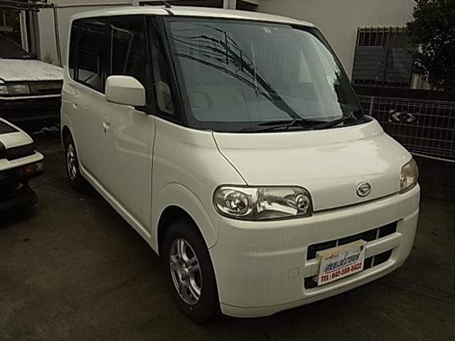 「ダイハツ」「タント」「コンパクトカー」「東京都」の中古車42