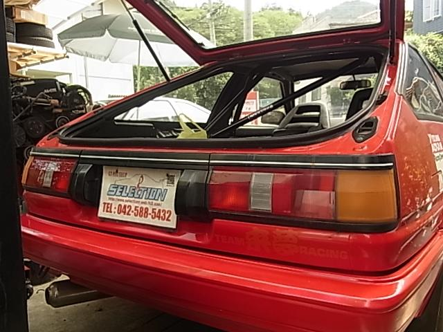 「トヨタ」「カローラレビン」「クーペ」「東京都」の中古車43