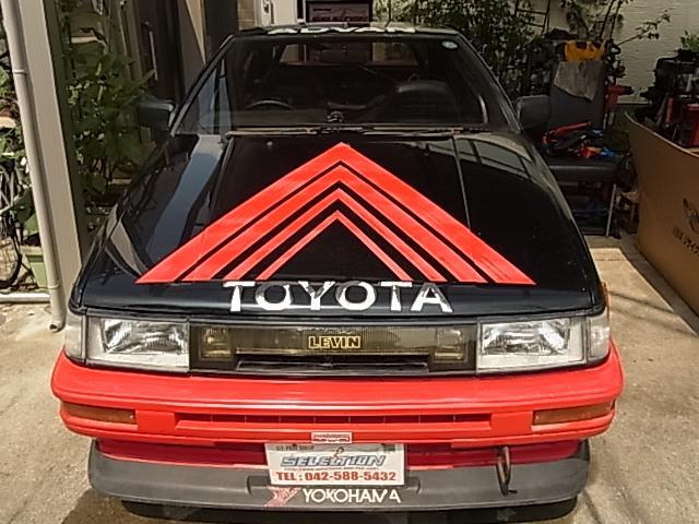 「トヨタ」「カローラレビン」「クーペ」「東京都」の中古車55