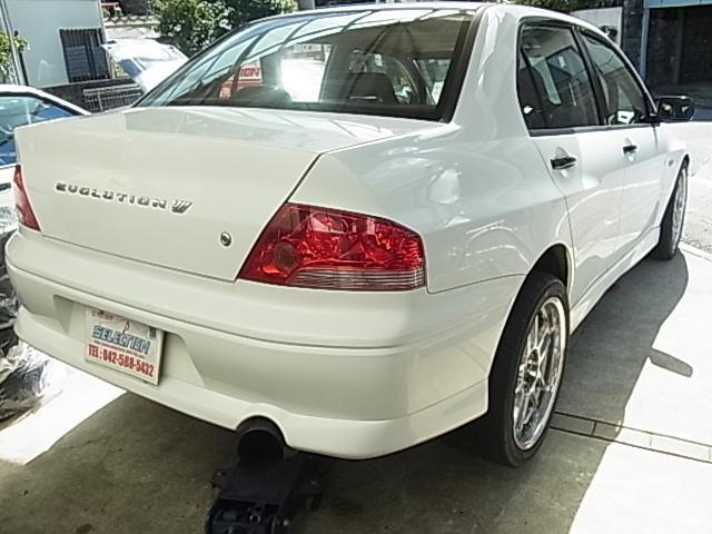 「三菱」「ランサーエボリューション」「セダン」「東京都」の中古車49