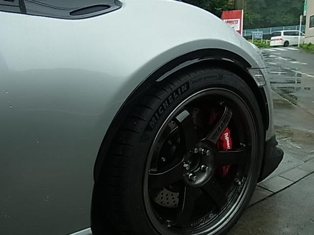GT HKS車高調 TE37SL 18.9.5.48 ニュル(7枚目)