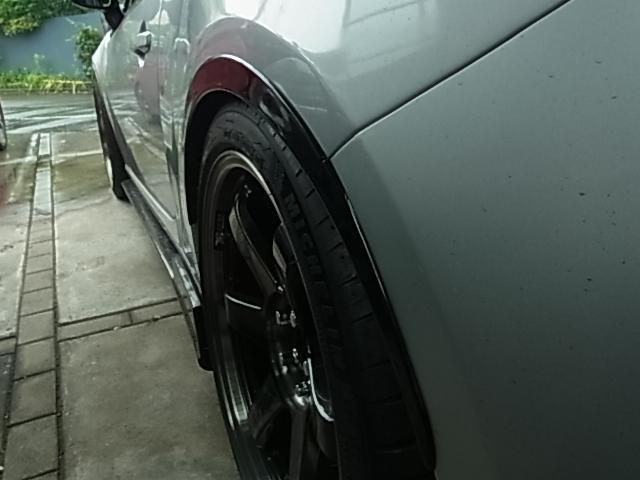 GT HKS車高調 TE37SL 18.9.5.48 ニュル(9枚目)