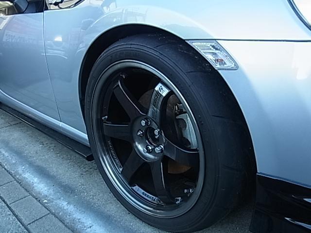 GT HKS車高調 TE37SL 18.9.5.48 ニュル(19枚目)