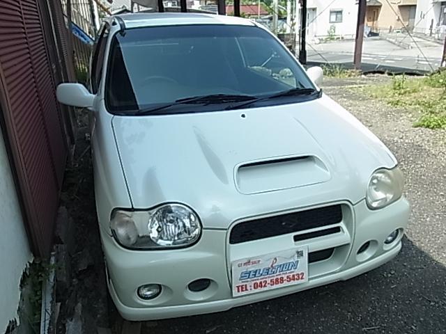 「スズキ」「アルトワークス」「軽自動車」「東京都」の中古車4