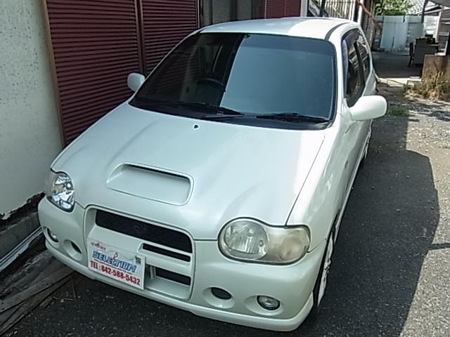 「スズキ」「アルトワークス」「軽自動車」「東京都」の中古車21