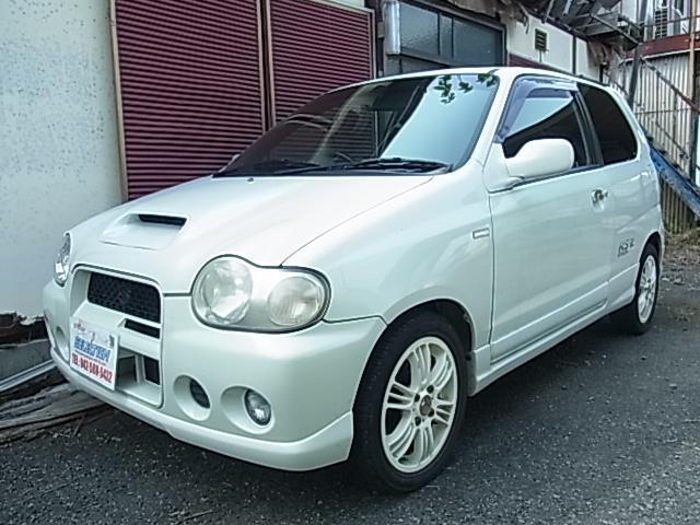 「スズキ」「アルトワークス」「軽自動車」「東京都」の中古車58
