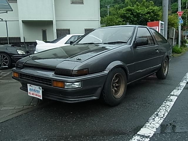 「トヨタ」「スプリンタートレノ」「クーペ」「東京都」の中古車7