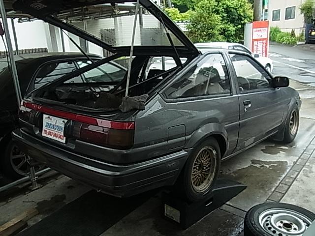 「トヨタ」「スプリンタートレノ」「クーペ」「東京都」の中古車33
