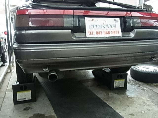 「トヨタ」「スプリンタートレノ」「クーペ」「東京都」の中古車35
