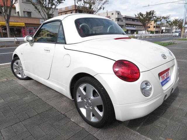 「ダイハツ」「コペン」「オープンカー」「千葉県」の中古車8