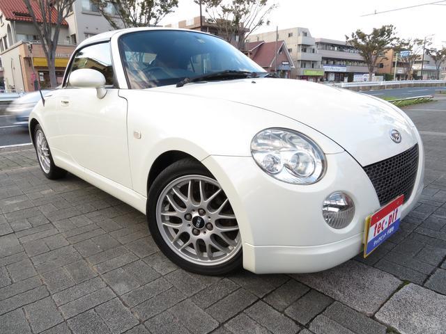 「ダイハツ」「コペン」「オープンカー」「千葉県」の中古車4