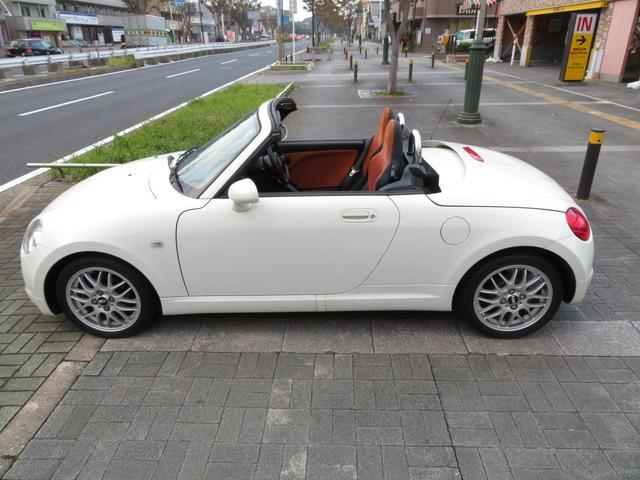 「ダイハツ」「コペン」「オープンカー」「千葉県」の中古車17