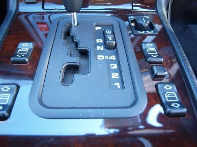 メルセデス・ベンツ M・ベンツ S320 ETC 最終モデル 走行4万400km