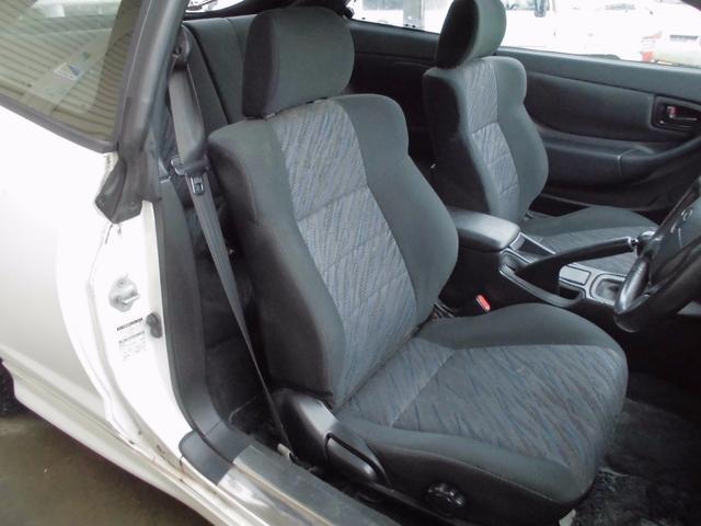 トヨタ セリカ GT-FOUR5速MT ターボ 4WD 社外16インチAW