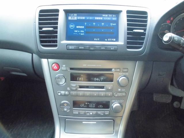 スバル レガシィB4 2.0R DVDナビ 4WD オートマ キーレス キセノン