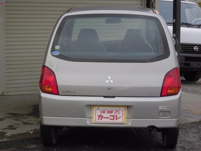 三菱 ミニカ ライラ オートマ 3ドア 2WD 4人乗り 4ナンバー