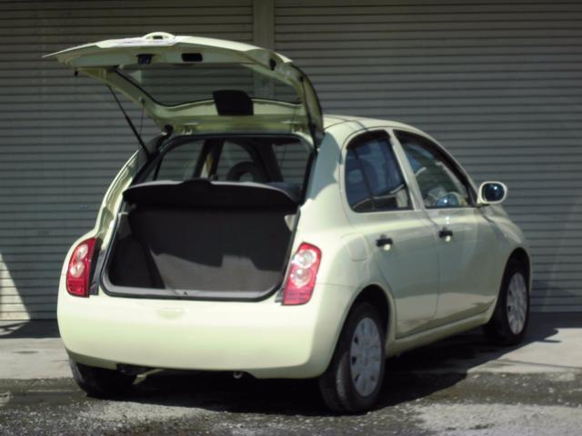 日産 マーチ 12c キーレス CD オートマ タイミングチェーン 2WD