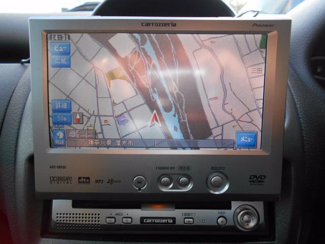 プジョー プジョー 206 SW XS DVDナビ CD ETC キーレス D車 右H