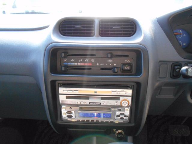 CL ターボ 2WD キーレス CDMD DVDナビ AT(12枚目)