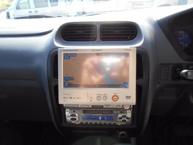 CL ターボ 2WD キーレス CDMD DVDナビ AT(13枚目)
